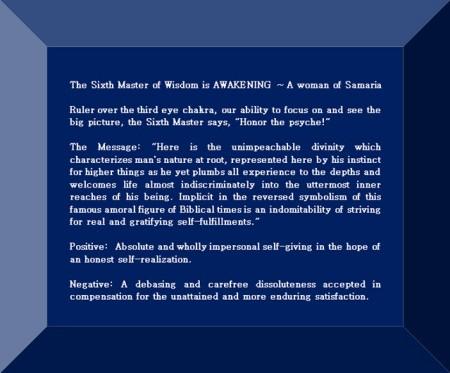 Click Gem to expand ~ Taurus 7° A woman of Samaria.