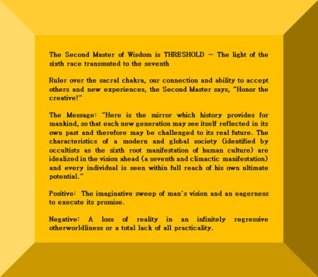 Click Gem to expand ~ Libra 2° The light of the sixth race transmuted to the seventh.