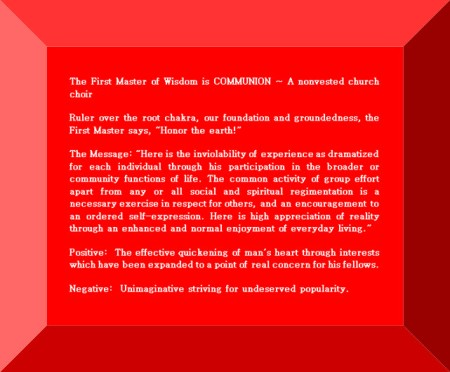 Click Gem to expand ~ Leo 17° A nonvested church choir.