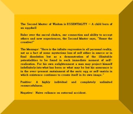 Click Gem to expand ~ Aquarius 7° A child born of an eggshell.