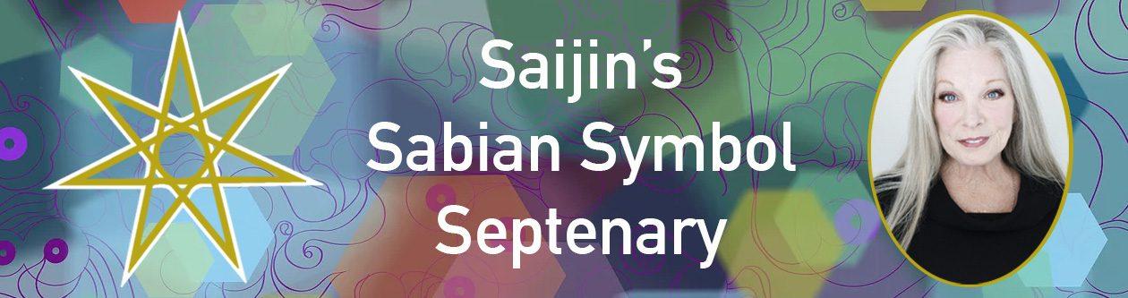 Saijin's Sabian Symbol Septenary